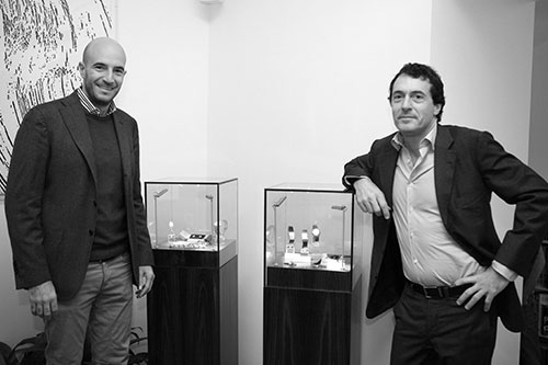 Fabrizio & Roberto Caso of Caso Watches