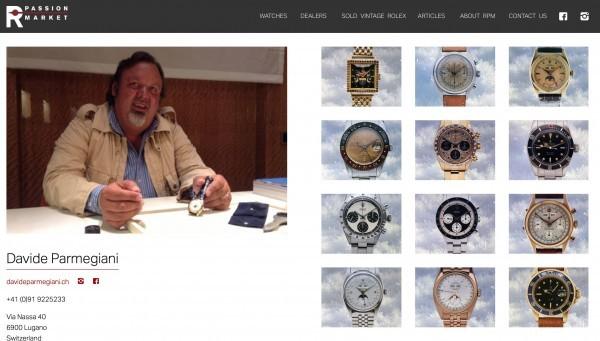 Davide_parmegiani_Rolex_passion_market