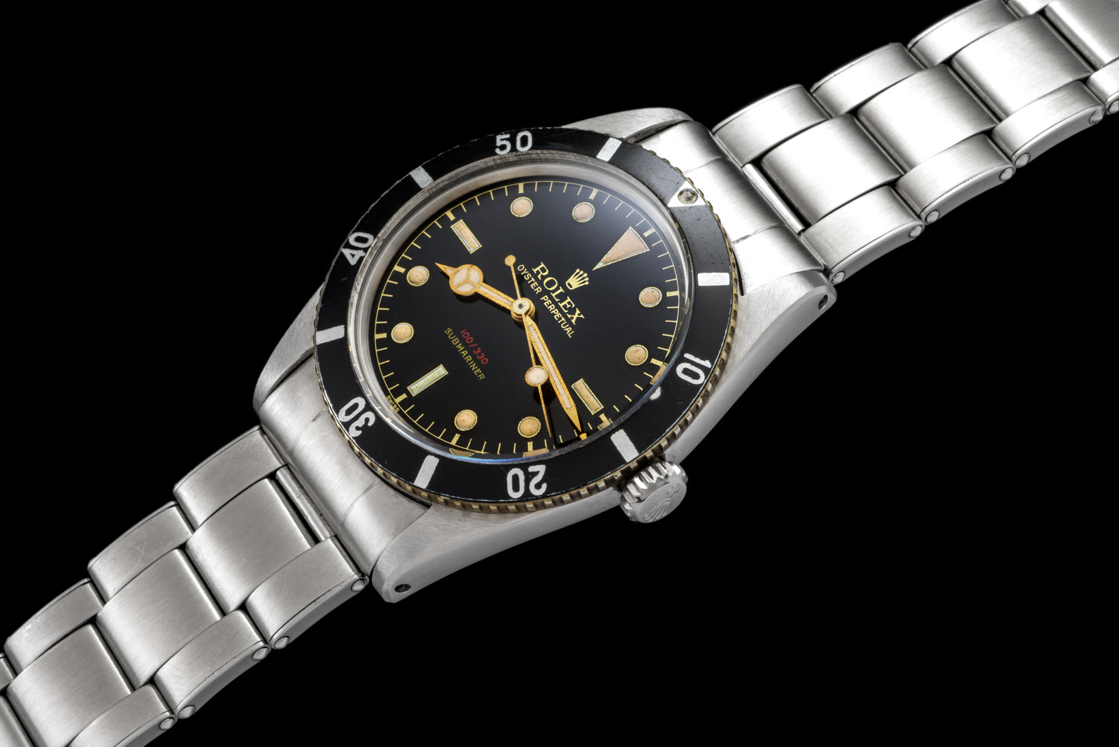 "Rolex ""The Red Depht James Bond ref. 6536:1"" 0"