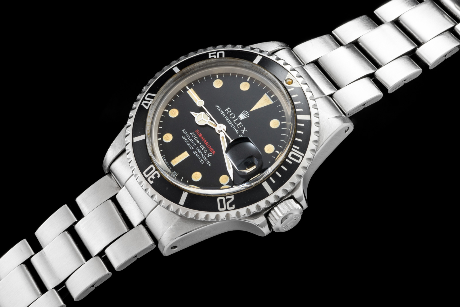 "Rolex ""The Meters First Red Submariner ref. 1680"" 0"