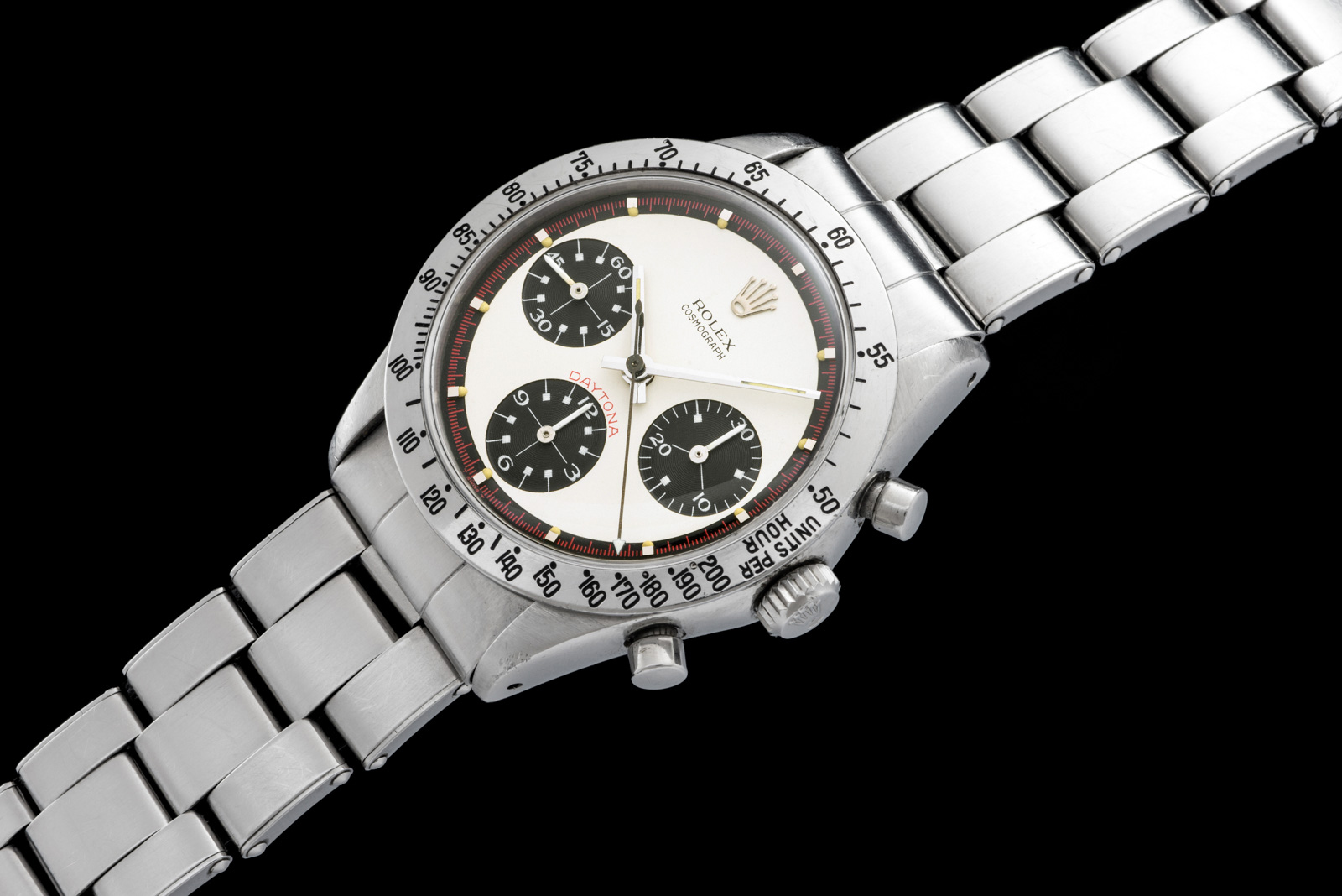 "Rolex ""The Paul Newman Daytona ref. 6239"" 0"
