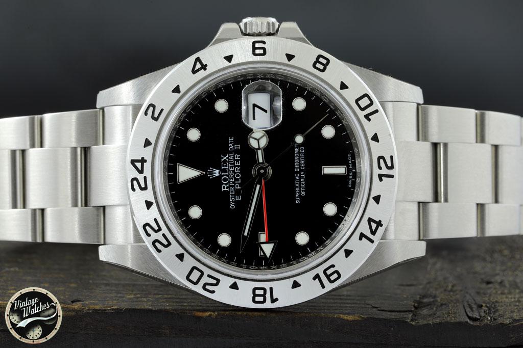 online store 7a81e 6f953 Rolex Explorer II ref. 16570T RRR NOS Box & Papers - Rolex ...