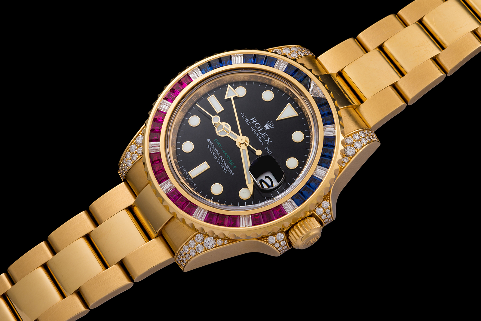 "Rolex ""The GMT SARU ref. 116758"" 0"