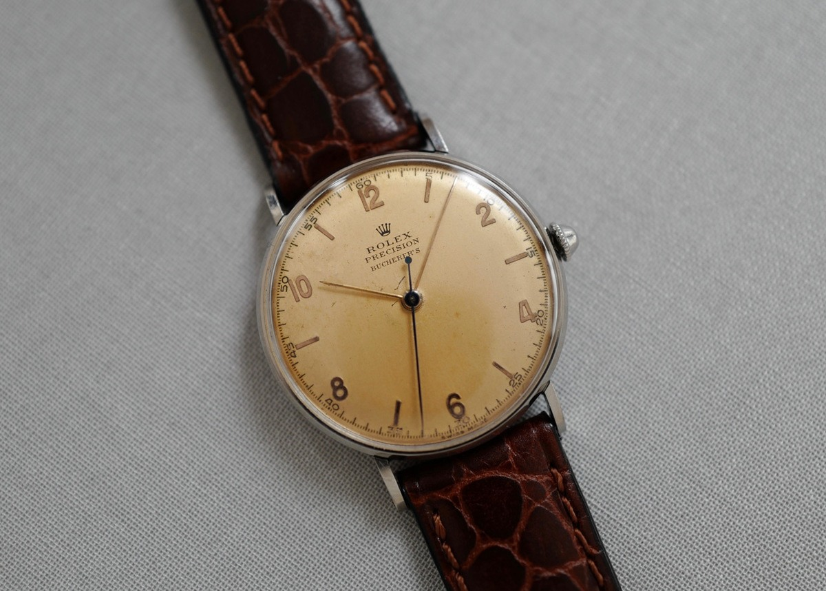 Rolex Precision 4061 offered by The Keystone