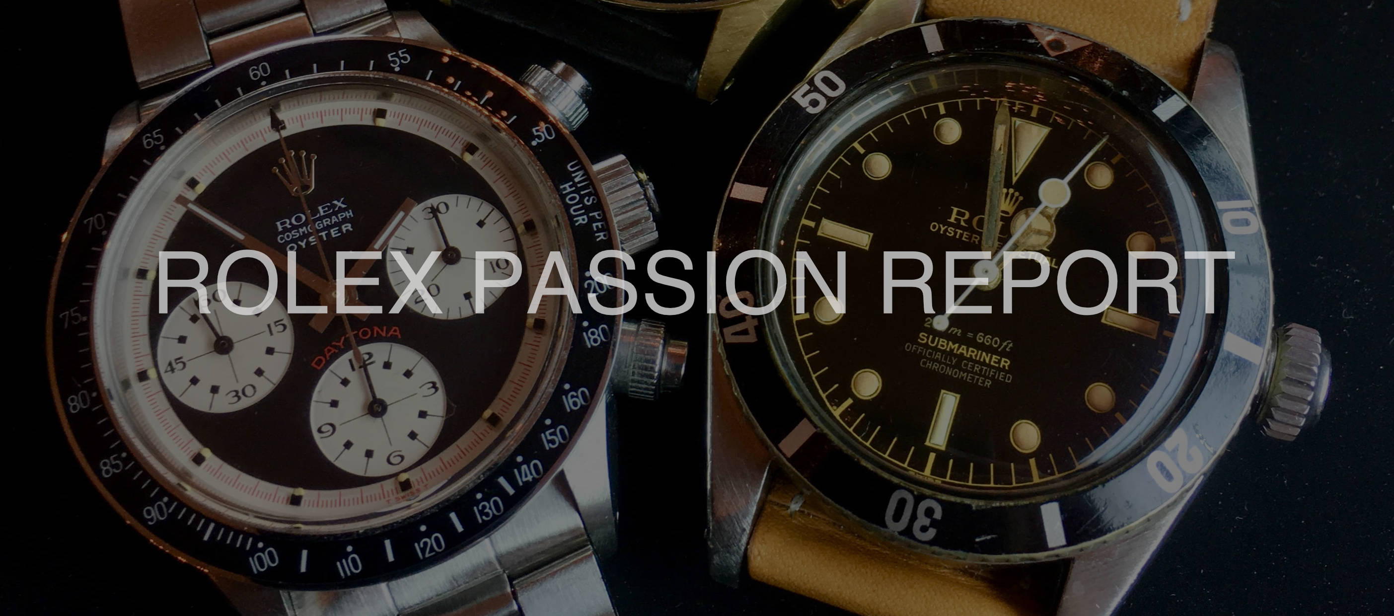 Vintage Rolex and Patek Philippe news on Rolex Passion Report