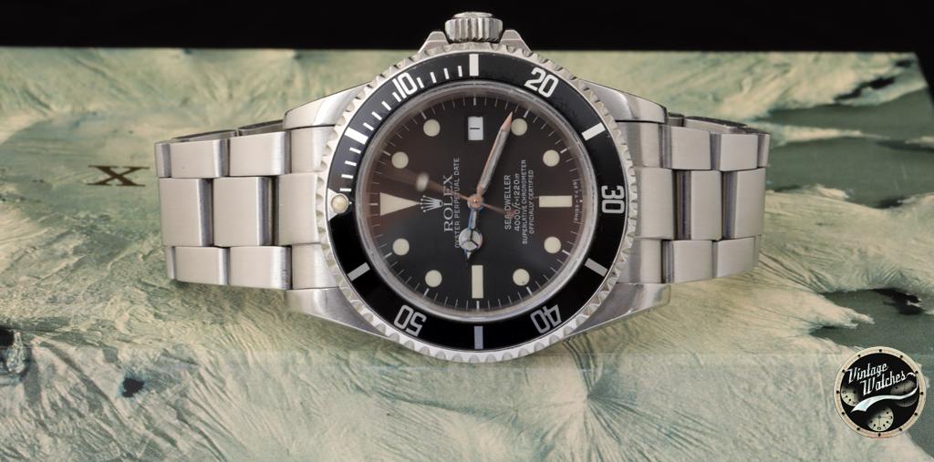 Rolex Sea-Dweller ref. 16660 Matt Dial